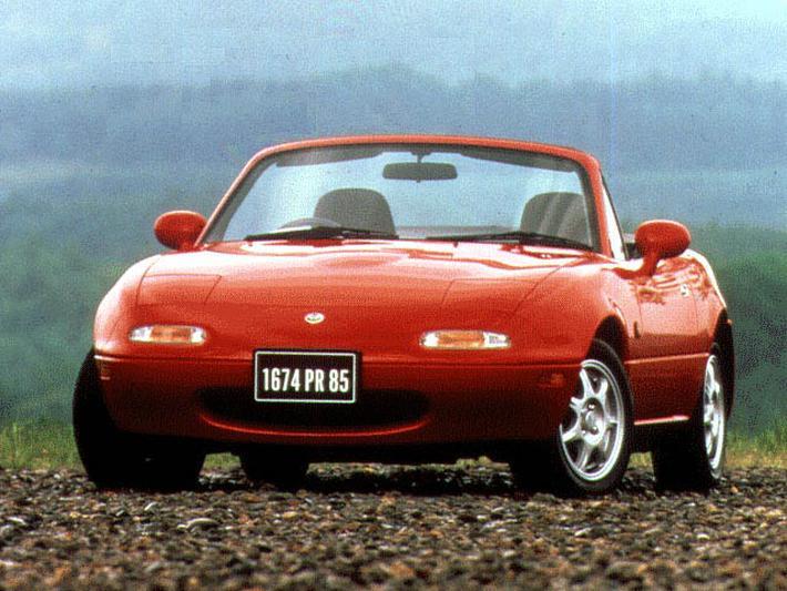 Mazda MX-5 1.8i (1997)
