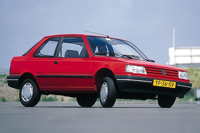 Peugeot 309 GTI (1990)