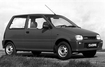 Daihatsu Cuore 850 TX (1993)