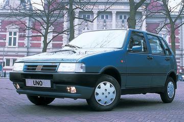 Fiat Uno 1.4 i.e. S (1990)