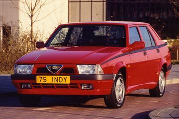 Alfa Romeo 75 1.8 i.e. (1990)