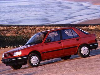 Peugeot 309 GR 1.4i (1991)