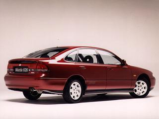 Mazda 626 1.8i GLX (1993)