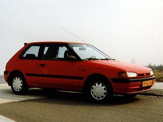 Mazda 323 1.3i LX (1993)