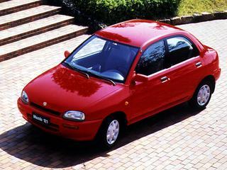 Mazda 121 1.3i GLX Cabrio Top (1994)