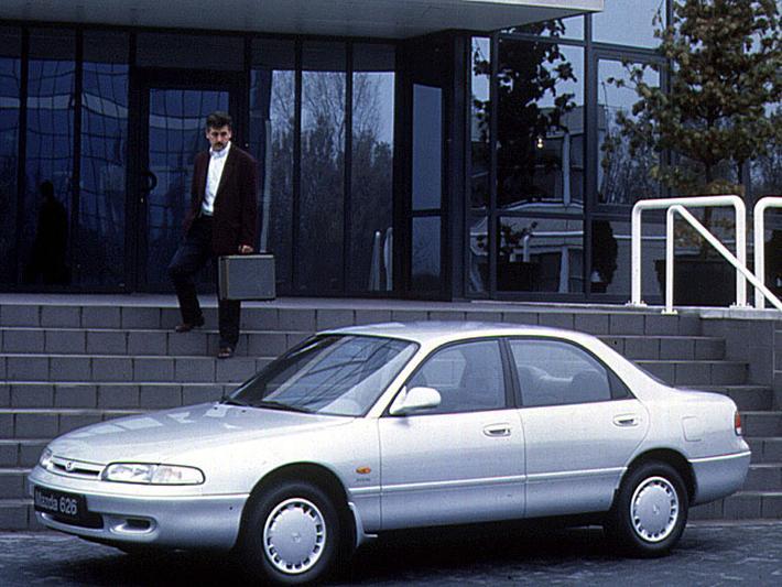 Mazda 626 1.8i Millionaire (1995)