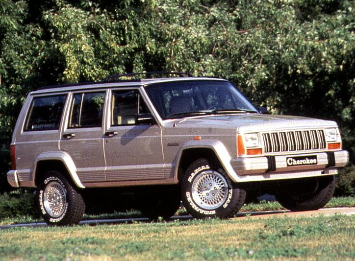Jeep Cherokee 4.0i LTD (1991)