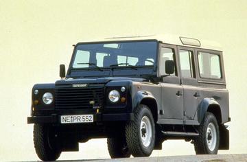 Land Rover Defender 110 Td5 County (1999)