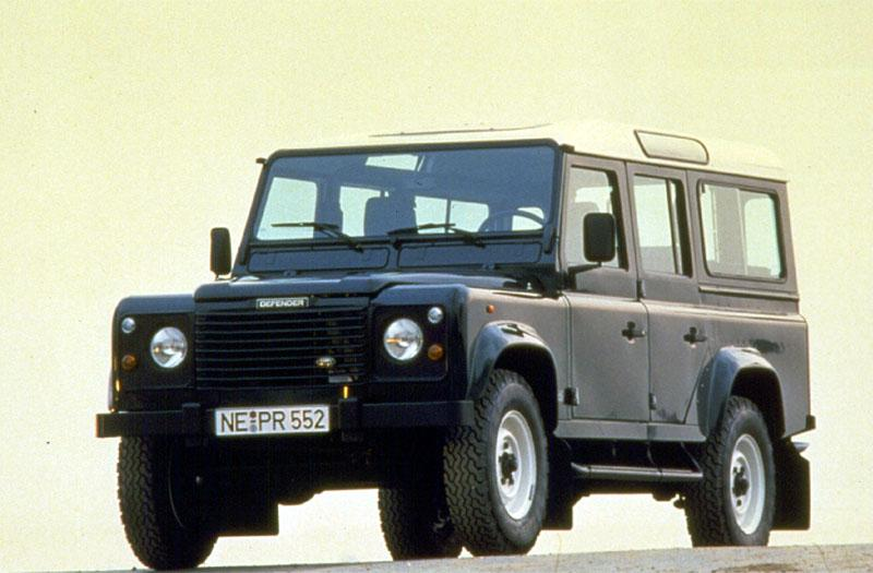 Land Rover Defender 110 Td5 County (1999)