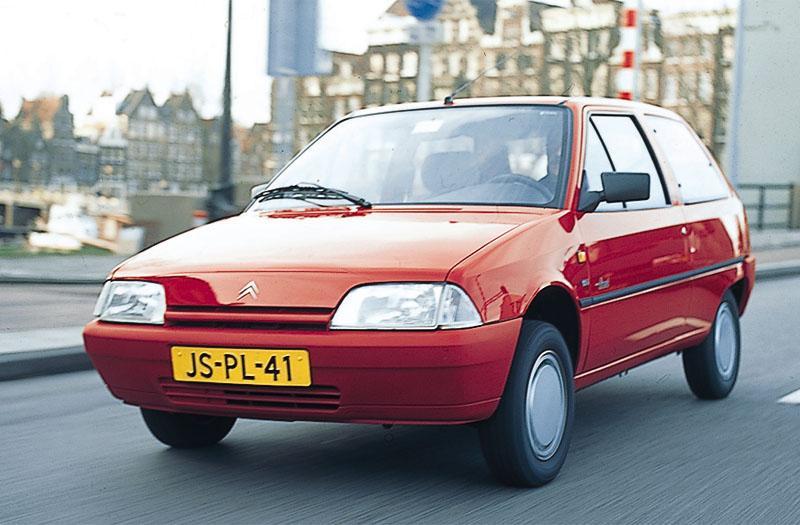Citroën AX Furio (1995)
