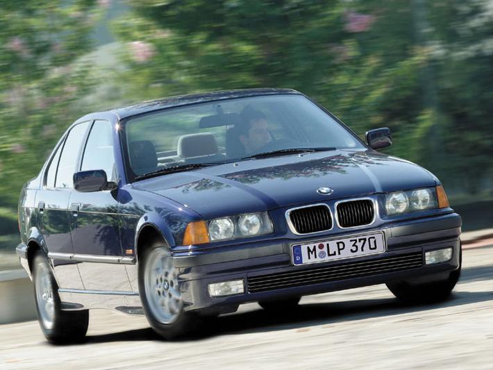BMW 318i (1998)