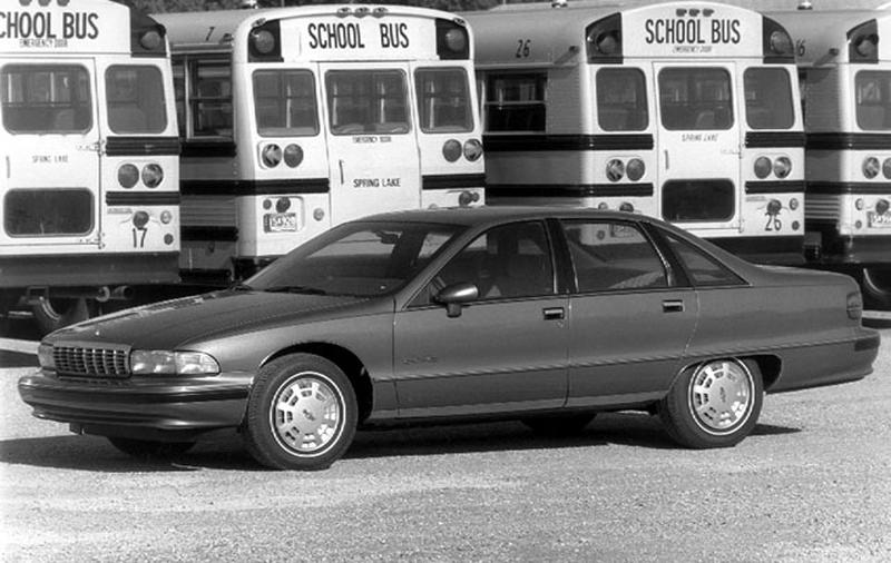 Chevrolet Caprice Classic (1994)