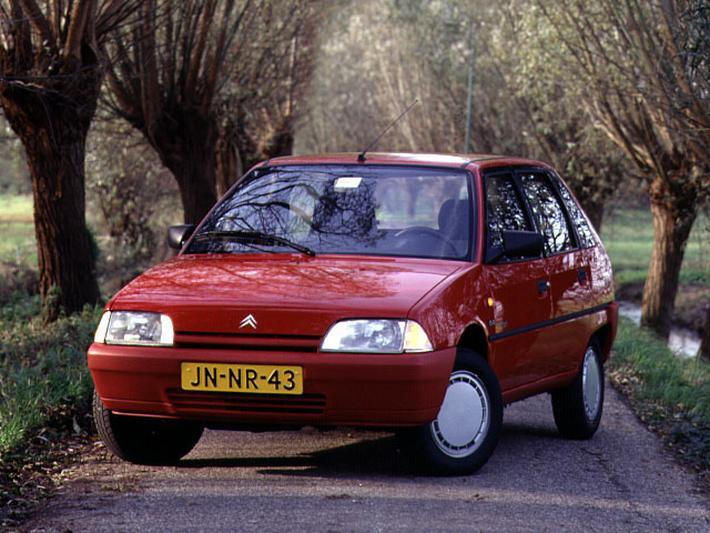 Citroën AX 11 TGE (1993)