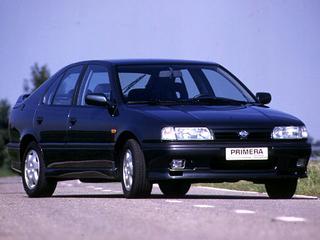 Nissan Primera 2.0 SGX (1992)