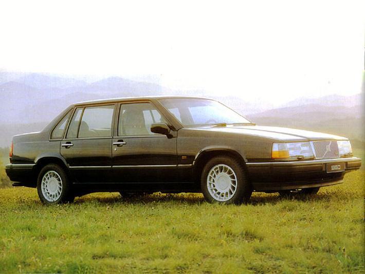 Volvo 960 3.0i 24V Prestige (1991)