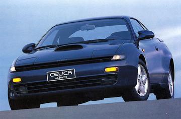 Toyota Celica 1.6 STi (1992)