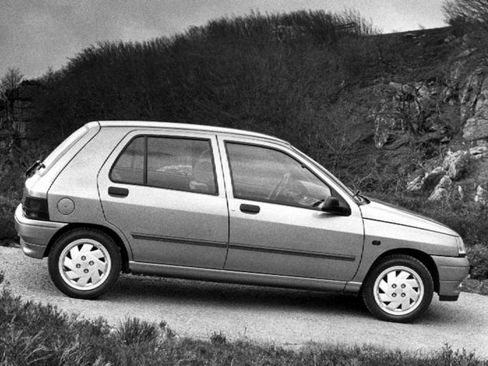 Renault Clio RL 1.2 (1991)