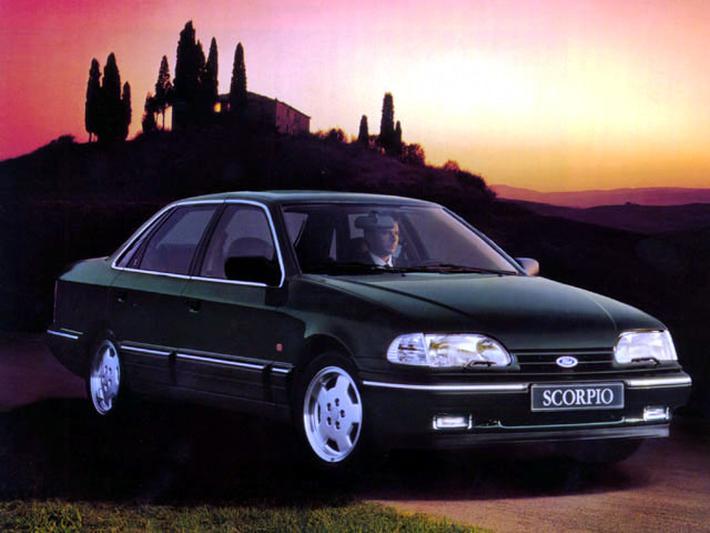 Ford Scorpio 2.0i CLX (1994)