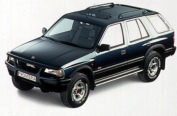 Opel Frontera Wagon 2.4i GLS (1994)