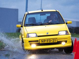 Fiat Cinquecento Sporting (1997)