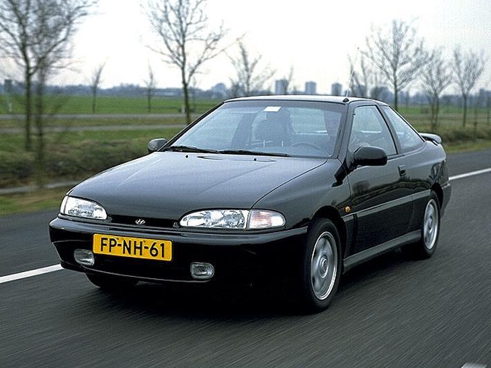 Hyundai Scoupé 1.5i LS (1993)
