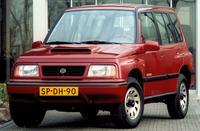 Suzuki Vitara Wagon