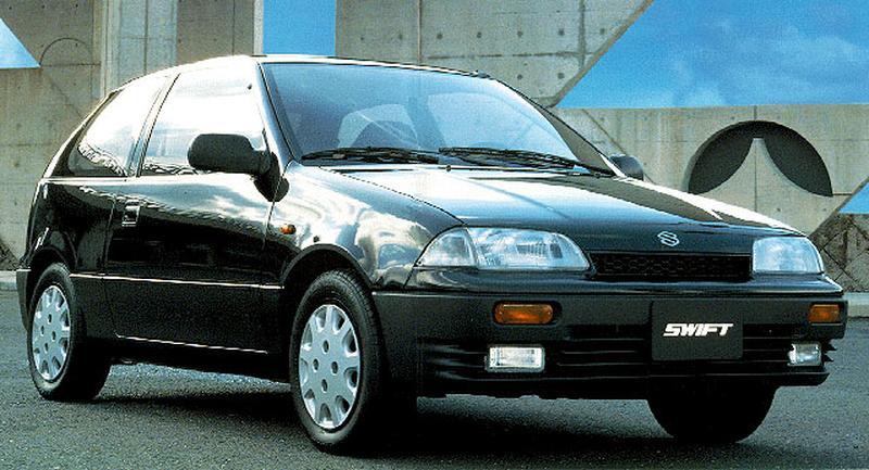 Suzuki Swift 1.3 GS (1992)
