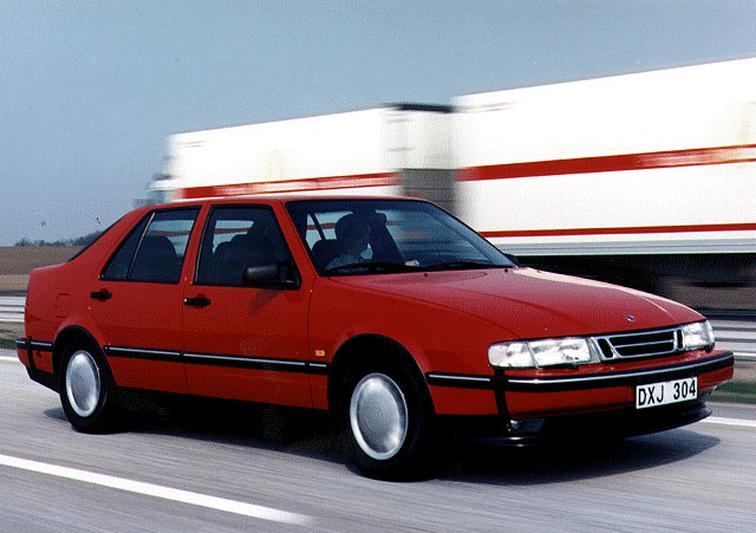 Saab 9000 CSE 2.3i (1992)