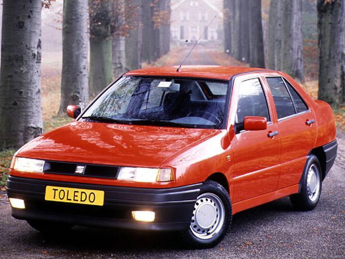 Seat Toledo 1.9 TD GL (1995)