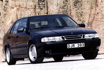 Saab 9000 CS Aero (1994)