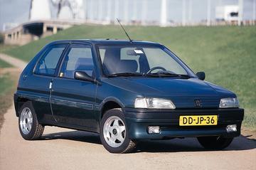Peugeot 106 XN Ace 1.1i (1993)
