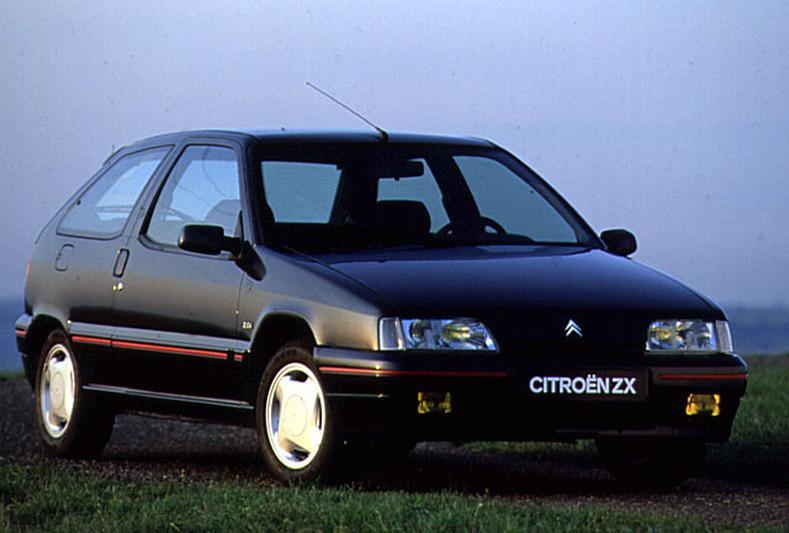 Citroën ZX Furio 1.8 (1993)