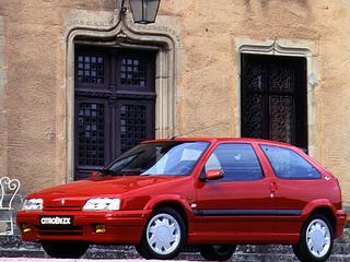 Citroën ZX 16V (1993)