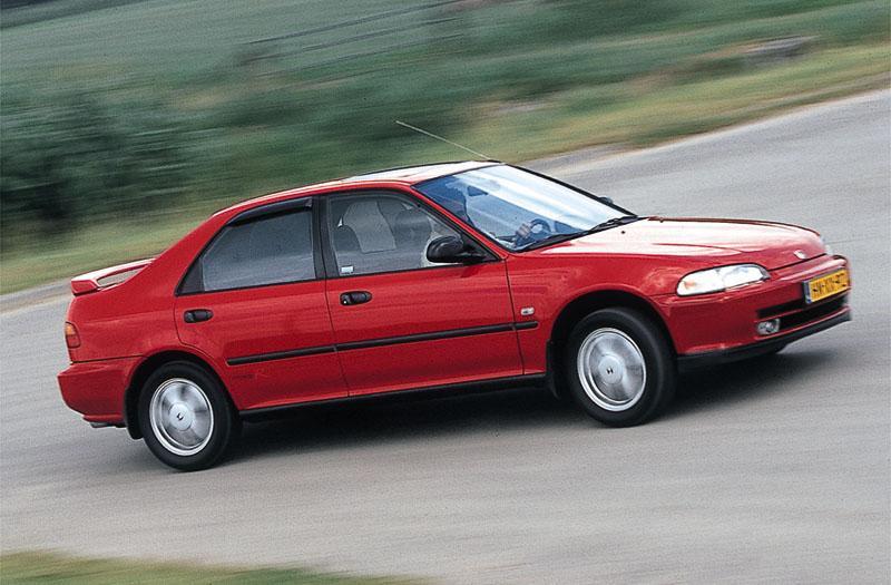 Honda Civic 1.5 LSi (1994)