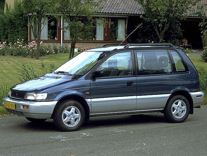 Mitsubishi Space Runner 1.8 GLXi (1996)