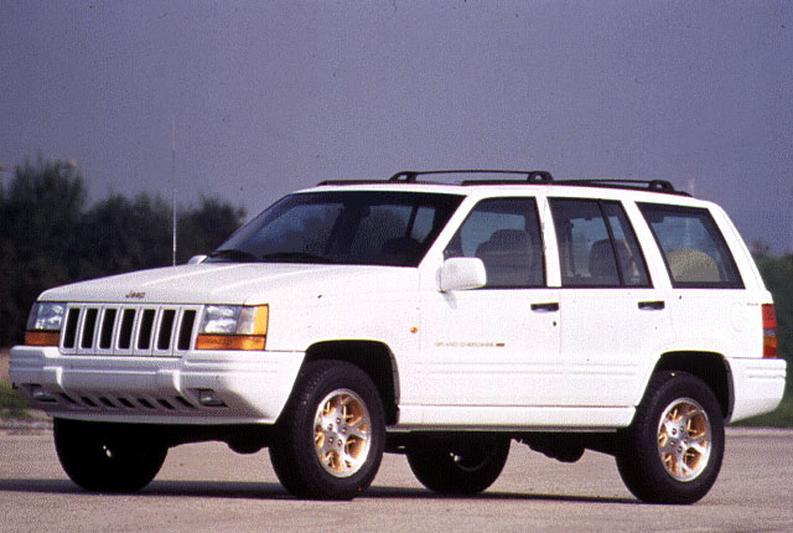 Jeep Grand Cherokee 5.2i V8 Limited (1997)