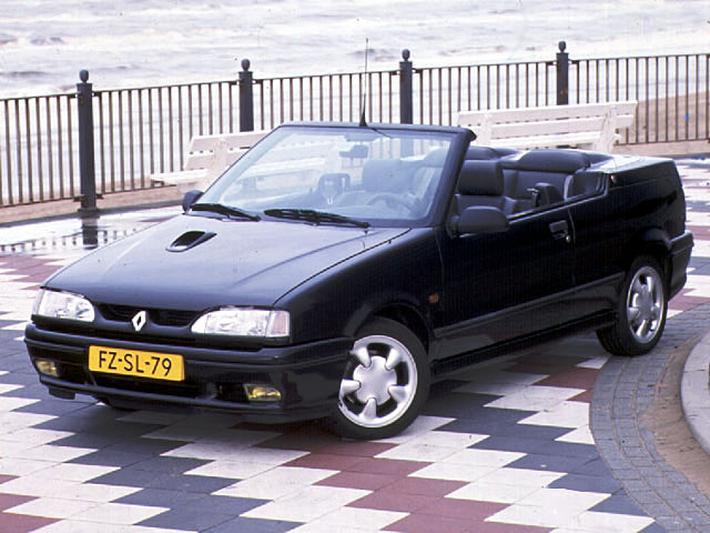 Renault 19 Cabriolet 16V (1992)