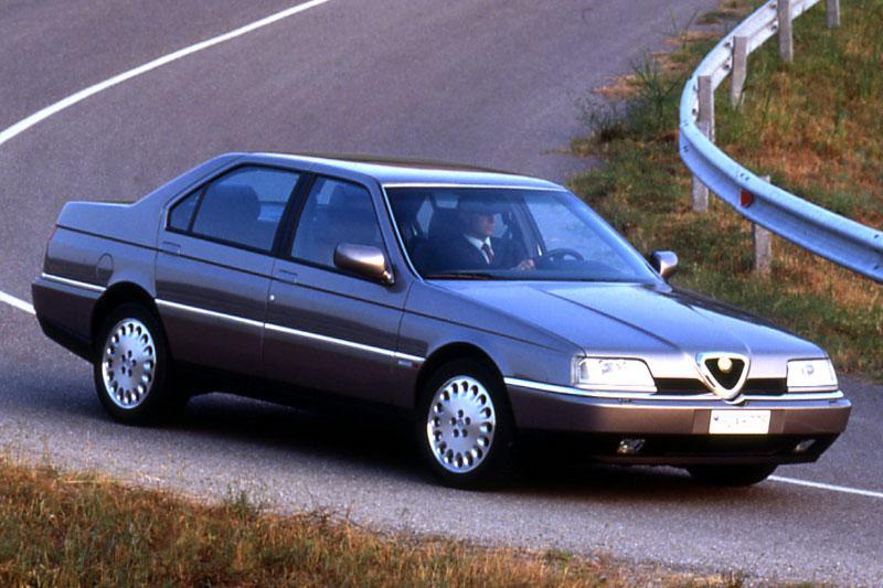 Alfa Romeo 164 Super 2.0 Twin Spark (1995)