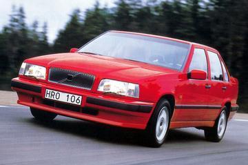 De Volvo 850 is 20!