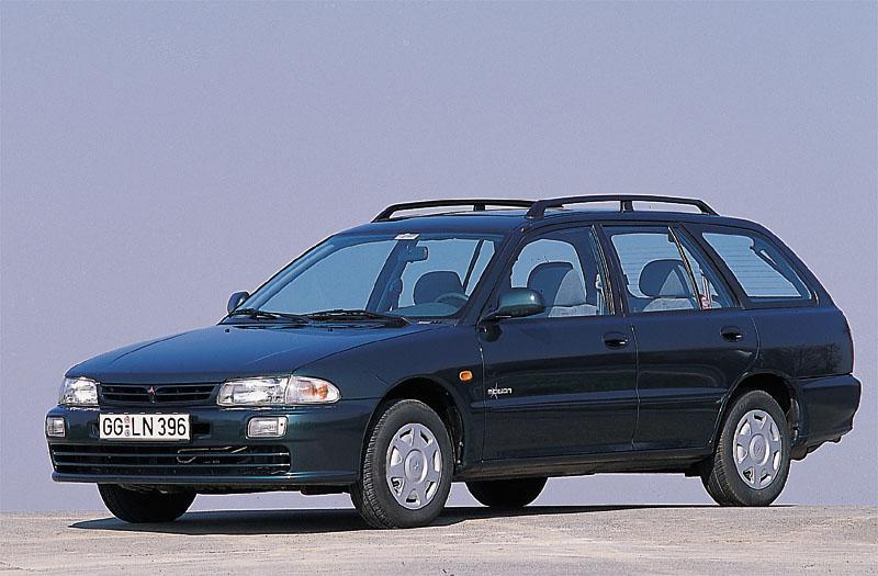 Mitsubishi Lancer Wagon 1.6 GLi (1997)