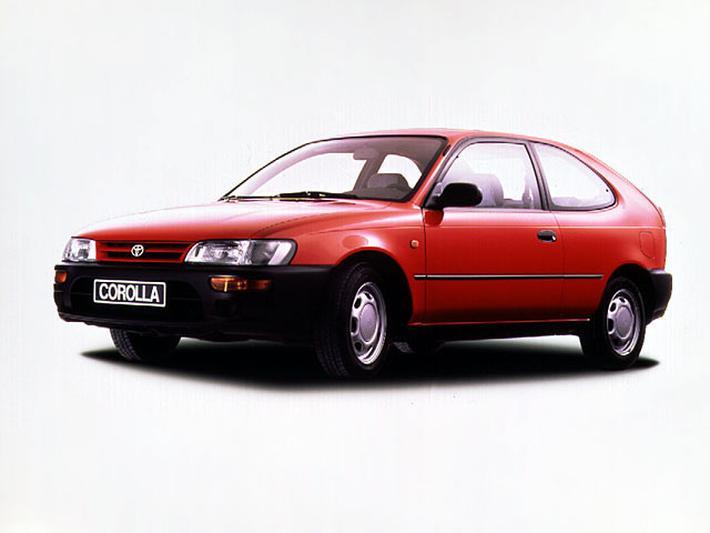 Toyota Corolla 1.3 XLi (1997)