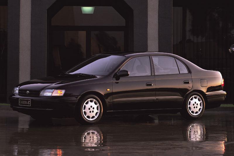 Toyota Carina E 2.0 GLi (1993)