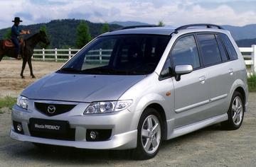 Mazda Premacy 1.8 Active (2004)