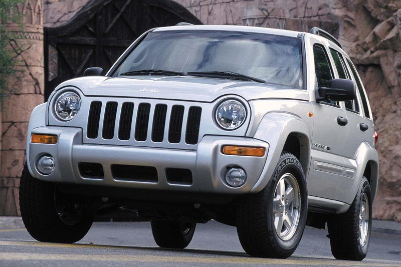 Jeep Cherokee 2.5 CRD Limited (2003)
