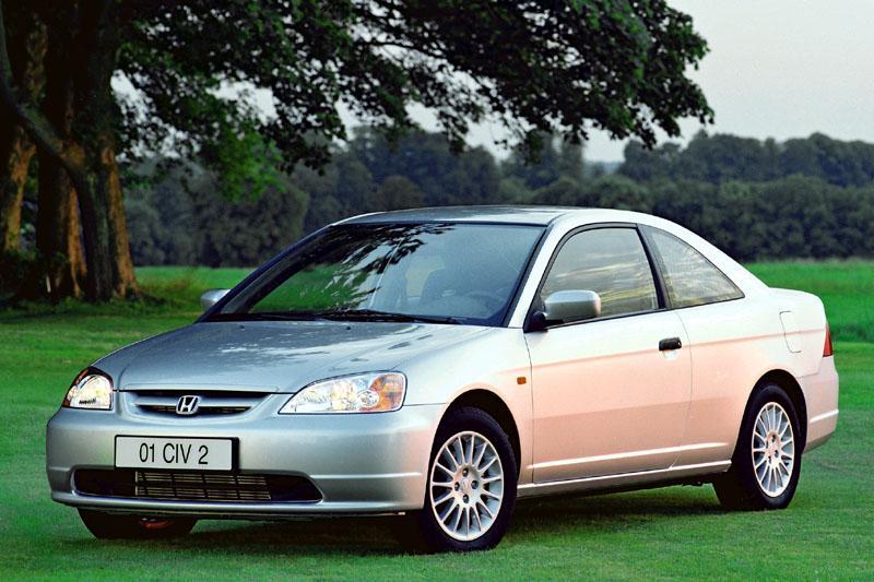 Honda Civic Coupé 1.7i ES (2001)
