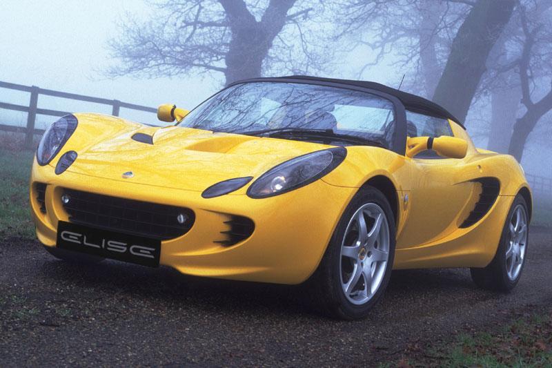 Lotus Elise 111 R (2005)