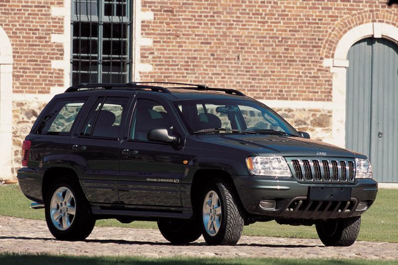 Jeep Grand Cherokee 4.7i V8 Overland (2003)