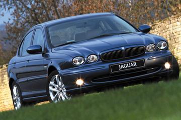 Jaguar X-Type 2.0 V6 Business Edition Plus (2003)