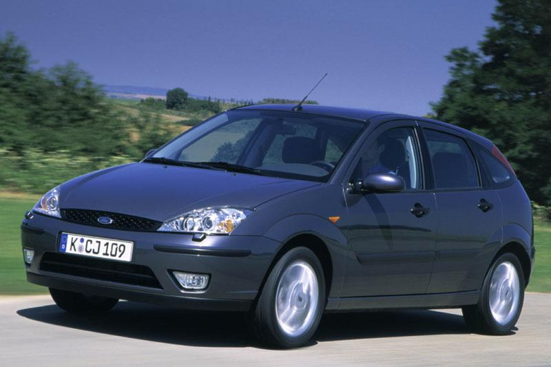 Ford Focus 1.8 TDCi 115pk Futura (2004)