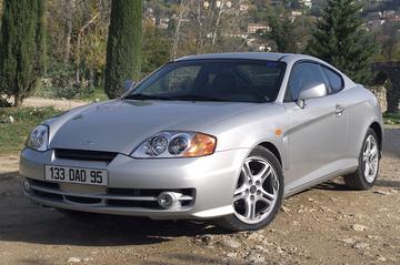 Hyundai Coupé 2.7i V6 FX (2002)